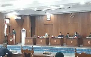 Ditengah Darurat Covid-19, Rapat Paripurna DPRD Kobar Diminta Dilakukan Secara Telekonferensi