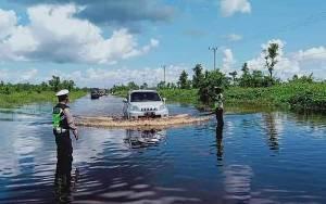 Selain Tangani Covid-19 Pemkab Pulang Pisau Antisipasi Bencana Alam