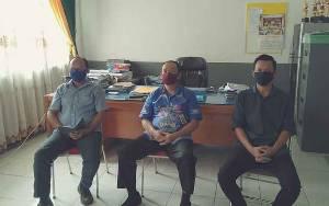 Inspektorat, Humas dan Media di Lamandau Ikuti Rakor Publikasi Penanggulangan Covid-19 Bersama KPK