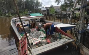 Semua Sektor Usaha Warga Sungai Bakau Terdampak Akibat Covid-19