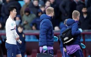 Son Heung-Min Mulai Berlatih Lagi Dengan Tottenham Pekan Depan