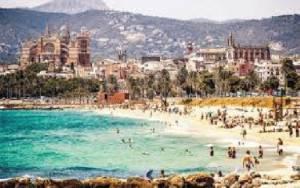 Corona Reda, Pulau Mallorca Spanyol Siap Sambut Turis