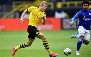 Hasil Bundesliga Jerman: Borussia Dortmund vs Schalke, Skor 4-0