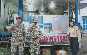 Tagana Kapuas Berperan Maksimal di Tengah Pandemi Covid-19