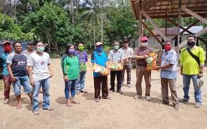 Dinas Pertanian Barito Timur Diversifikasi Tanaman Pangan di Kecamatan Awang