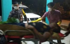 Satpam Tewas Disambar Petir di Kecamatan Bukit Batu