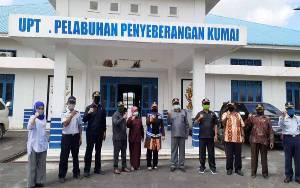 Komisi C DPRD Kobar Dorong Tambah Rute Pelayaran di Pelabuhan Tempenek