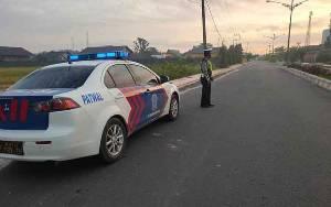 Remaja di Kobar Manfaatkan Jalan Lengang karena Covid-19 untuk Balap Liar