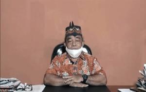 Ketua Harian DAD Kotim Ajak Dukung Maklumat Kapolri Cegah Covid-19