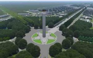 BUMN Cina Berminat Investasi di Ibu Kota Baru RI