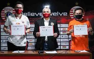 Rangkul Jakmania, Persija Jakarta Luncurkan Aplikasi dan Game