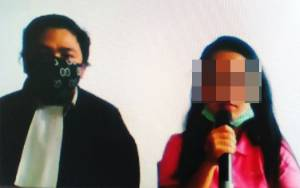 Ibu Dua Anak Ikuti Ajakan Suami Jual Sabu Terancam 8 Tahun
