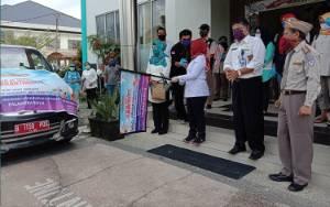 660 Paket Ikan Segar Dibagikan Bantu Masyarakat di Masa Pandemi