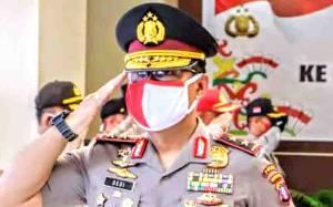Selamat, Kapolda Kalteng Resmi Naik Pangkat Bintang 2