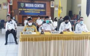 Barito Selatan Cetak 'Hattrick' Opini WTP dari BPK RI Perwakilan Kalteng