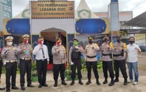 Polres Kotim Siapkan Posko Pengamanan Mudik dan Tempat Wisata