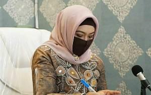 Wakil Wali Kota Palangka Raya Ikuti Rapat Virtual Bahas Penyebaran Covid-19 dan Kegiatan Keagamaan di Kalteng