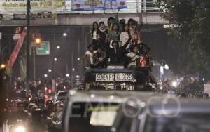 Begini Polisi Mau Pakai Jurus Simpatik Halau Takbir Keliling
