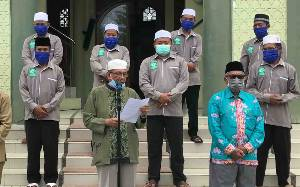 Pencegahan Covid-19, MUI Kapuas Terbitkan Surat Edaran Aktivitas Idul Fitri