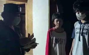 Gubernur Kalteng Peduli 3 Anak Yatim Piatu di Kawasan Flamboyan Bawah