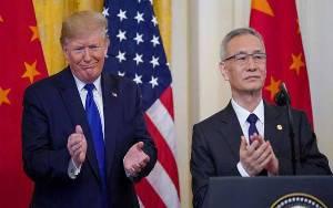 Amerika Blacklist 30 Institusi dan Perusahaan Asal Cina