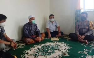 Polsek Kahayan Kuala Anjurkan Masyarakat Salat Idul Fitri dengan Keluarga Inti di Rumah