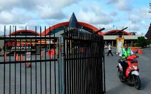 8 Tahanan Polres Jayapura Reaktif Rapid Test