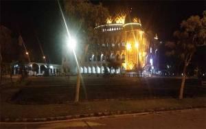 Jemaah Masjid Agung Darussalam Palangka Raya Taati Anjuran Pemerintah