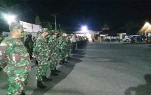 Tim Gabungan Patroli Berikan Imbauan kepada Masyarakat Barito Selatan agar Tidak Laksanakan Takbir Keliling
