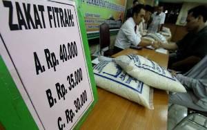 Baznas Kumpulkan Zakat Rp 130 Miliar pada Ramadan 2020
