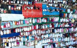 Masjid Gelar Salat Idul Fitri, DMI Sebut Pengawasan Aparat Lemah