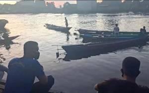 Seorang Pemuda Tenggelam Saat Mandi di Tepi Sungai Arut
