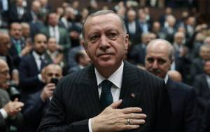 Rayakan Idul Fitri, Erdogan Ingatkan Warga Turki Tetap di Rumah