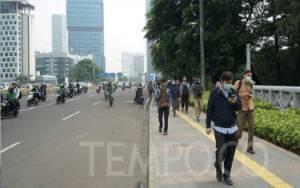 Anies Baswedan Ingatkan Tanpa Izin Tak Bisa Masuk Jakarta