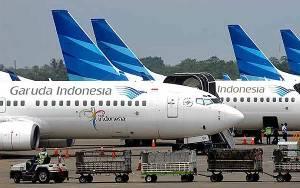 Garuda Indonesia Tetap Beri Pelayanan Saat Idul Fitri di Malaysia