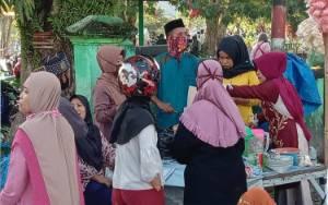 H+1 Idul Fitri, Pemakaman Sekip Ramai Diziarahi Warga Pangkalan Bun
