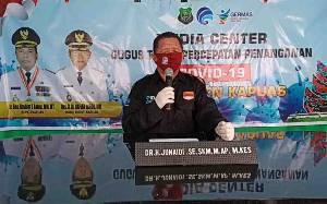 Tidak Ada Penambahan Kasus Positif Covid-19 di Kapuas
