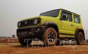 Penjualan Suzuki Jimny Meningkat Saat Pandemi Virus Corona