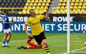 Dortmund Siap Lepas Erling Haaland ke Real Madrid, Ini Syaratnya