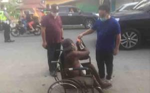 Berkah Idul Fitri, Warga Berkursi Roda Dapat Rp 15 Juta dari Gubernur Kalimantan Tengah