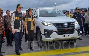 Ekspor Mobil Toyota pada April Anjlok Hingga 47 Persen