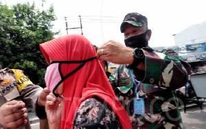 Persiapan New Normal, 340 Ribu TNI - Polri Dikerahkan Kawal PSBB