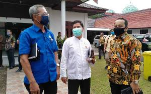 Anggota DPRD Ini Nilai Penanganan Jalan Lingkar Selatan Sampit tak Pernah Beres
