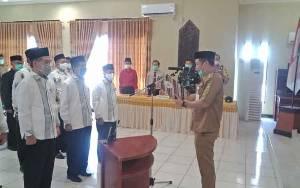 Pengurus Baznas Barito Selatan Periode 2020-2025 Resmi Dikukuhkan
