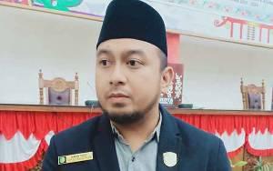Wakil Ketua I DPRD Beri Contoh Tidak Open House di Hari Lebaran