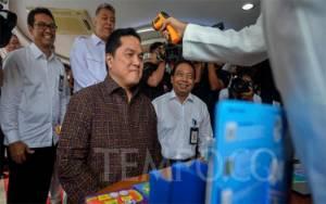 Erick Thohir: Pelaksanaan New Normal Butuh Waktu Hingga 5 Bulan