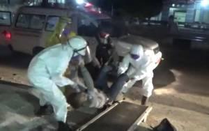 Sesosok Mayat Ditemukan di Tepi Jalan MT Haryono