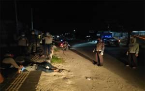 Mayat Ditemukan di Jalan MT Haryono Ternyata Korban Kecelakaan Tunggal