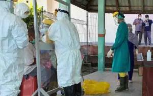 Perkembangan Terkini Covid-19 di Kotawaringin Barat, 4 Pasien Sembuh dan 1 Tambahan Positif