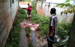 Pria Meninggal Dunia Mendadak di Pasar Lama Kuala Kurun Sudah Dimakamkan di Tampang Tumbang Anjir